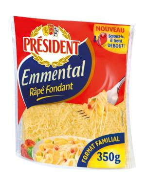 pour se démarquer des marques de distributeurs, président lance du râpé de