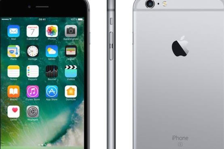 iPhone 6s: modèles, prix, accessoires...