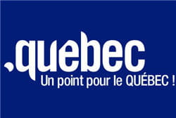 le .quebec fait partie des projets 'régionaux'.