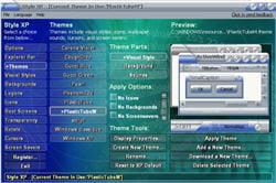 le logiciel style xp