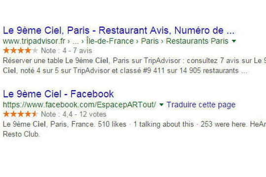 """SEO et disparition des étoiles dans les résultats : Google corrige """"le bug"""""""
