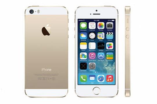L'iPhone 5S moins cher à fabriquer que l'iPhone 5mais vendu plus cher