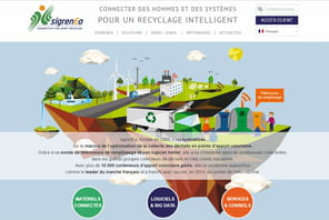 L'IoT change la donne dans le business de la gestion et du tri des déchets