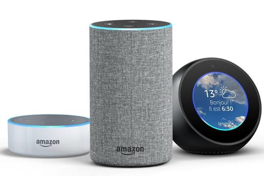 Amazon Echo: l'enceinte Alexa à la loupe [prix, apps, paramétrage...]