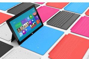 Microsoft casse les prix de sa tablette Surface RT