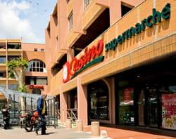 un supermarché casino.