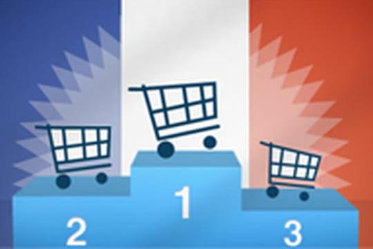 Voici les 10 plus gros e-commerçants français en volume d'affaires