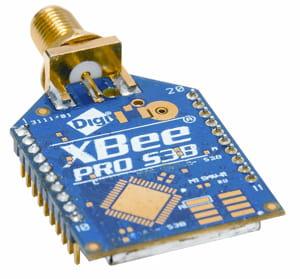 xbee : des modules de communication sans fil fabriqués par digi international.