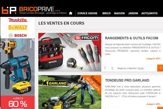 Exclu jdn bricopriv acquiert racetools pour s 39 ouvrir au btob - Site vente privee bricolage ...