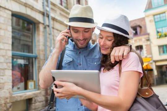 Expedia accroît ses réservations et sapart de marché