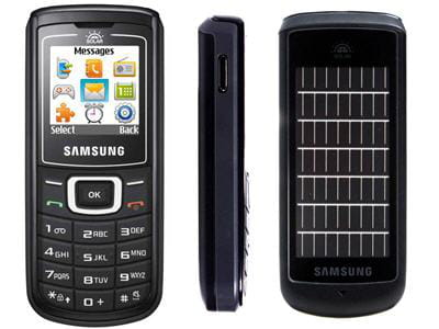 mobile solaire