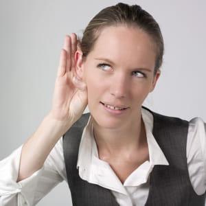 un manager doit tendre l'oreille à ses collaborateurs.