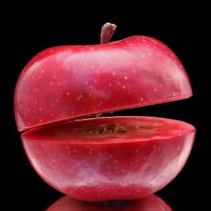 la pomme antirides red flesh apple