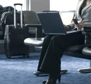vous passerez sans doute plus de temps dans les aéroports mais apprécierez cette
