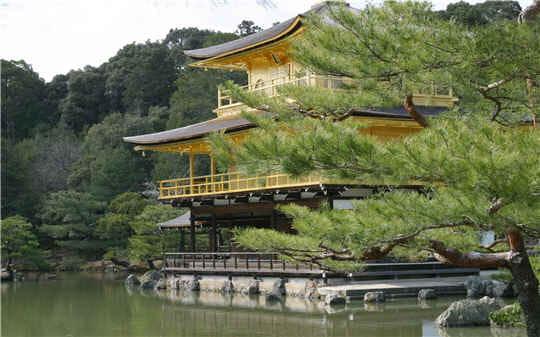 Temple du pavillon d'or