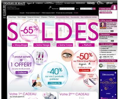 pages d'accueil du site ccbparis.fr