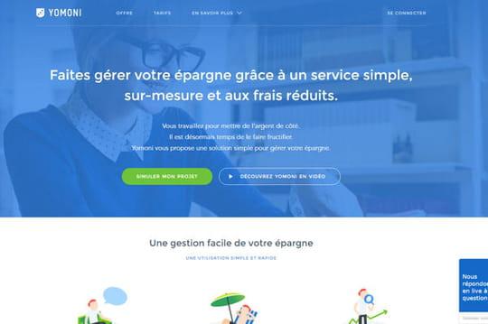 Epargne en ligne : Yomoni lance un PEA et un compte-titres