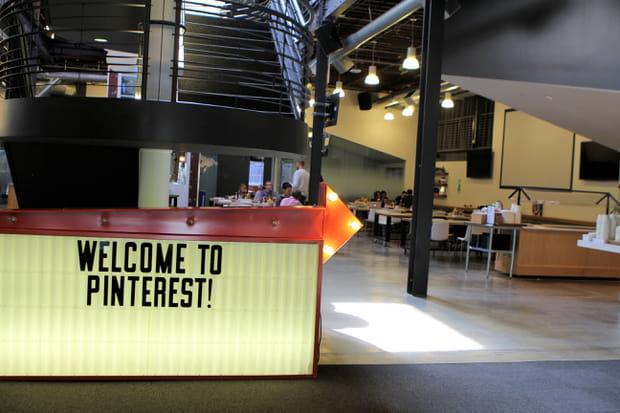 Reportage: en immersion dans les locaux de Pinterest à San Francisco