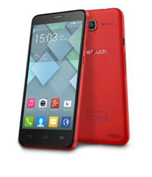 l'alcatel one touch idol s.