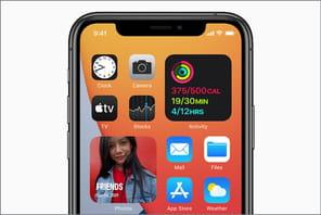 iOS14en bêta: les nouveautés à laloupe