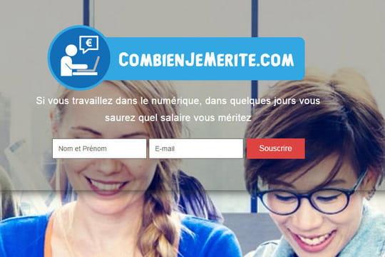 CombienJeMerite.com, pour estimer le salaire d'un CV du digital