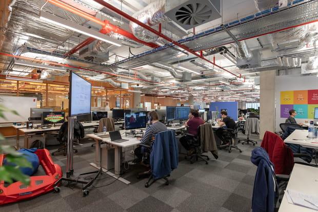200collaborateurs travaillent sur Workplace by Facebook