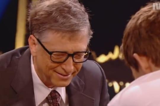 Bill Gates battu en 80 secondes aux échecs par un jeune génie de 23 ans