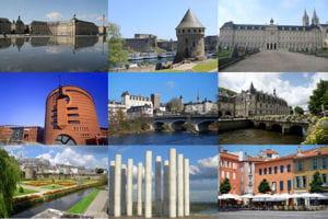 laquelle de ces villes est la capitale française du fast-food ?