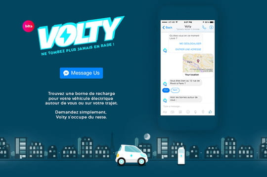 Confidentiel : Volty, le premier chatbot de la smart city, est né