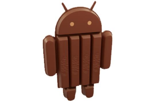 Android 4.4 officiellement baptisé KitKat