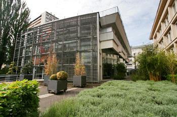 les jardins de l'innovation de france télécom à issy-les-moulineaux
