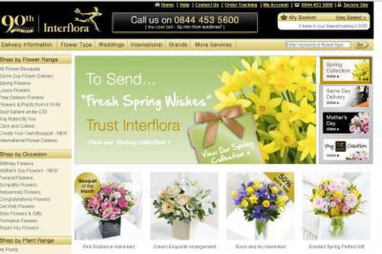 SEO : Interflora pénalisé pour avoir acheté des liens ?