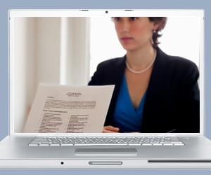 vous devez réussir à cultiver votre image de candidat actif ou à l'écoute du