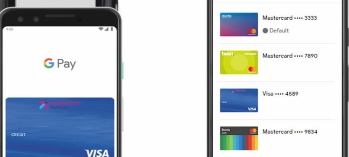 Google Paylance les transferts d'argent à l'international