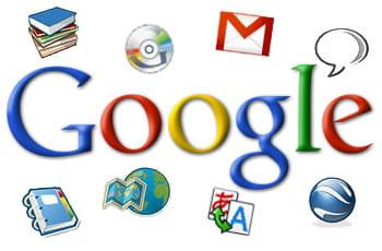 quels services de google ont l'audience la plus en forme ?