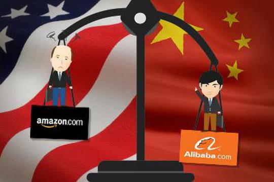 Pourquoi Alibaba fait trembler Amazon?