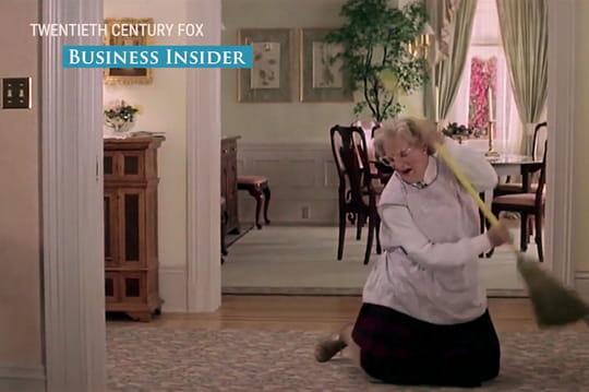 Visitez la maison de madame Doubtfire, à vendre pour 4,45millions de dollars