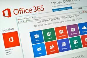 Office 365déployé massivement par 80% du CAC40