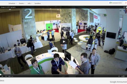 Google I/O 2014 : dates fixées aux 25 et 26juin