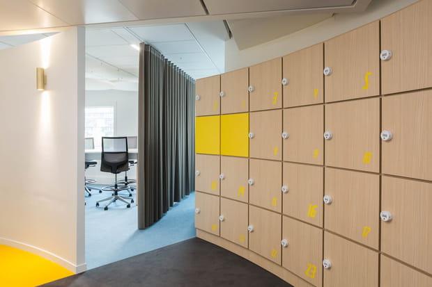 50% des salariés ont participé à l'élaboration du nouveau bâtiment