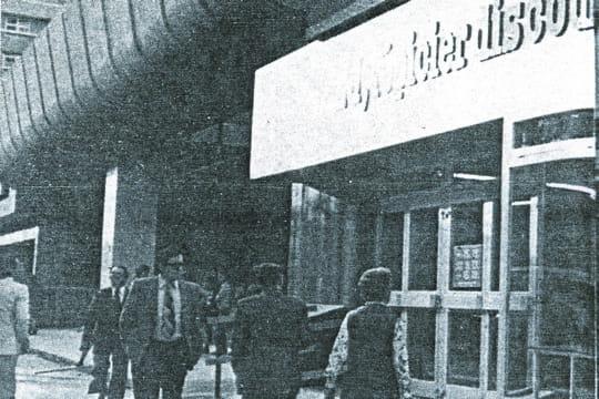 ED a ouvert son premier magasin àVincennes