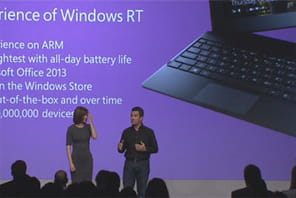 Windows RT: Microsoft et ARM préparent une version 64-bit