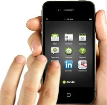 editée par enterproid, l'application divide est compatible avec ios et android,
