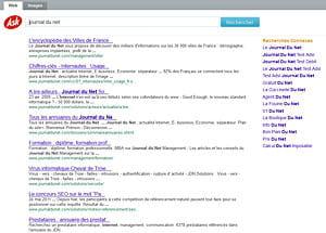 capture d'écran de fr.ask.com
