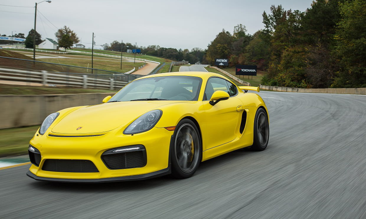 la porsche cayman gt4 partir de 125 000 euros d 39 occasion. Black Bedroom Furniture Sets. Home Design Ideas