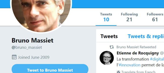 Info JDN: Bruno Massiet du Biest est le nouveau président de Melty