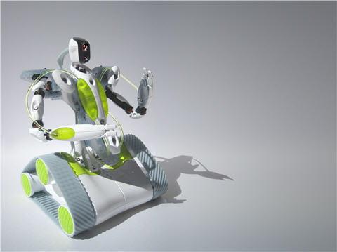 Spykee : le robot espion