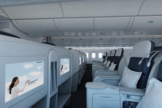 Classe affaires Air France
