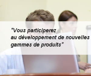 chef de produit marketing.