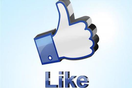"""Facebook relooke son bouton """"J'aime"""", vu 22milliards de fois par jour"""